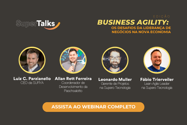webinar business agility