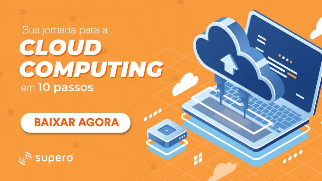 infográfico jornada cloud computing